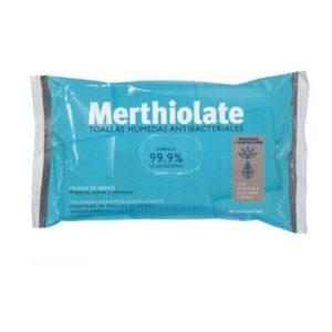 Merthiolate Toallas Antibacterial x 10