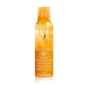 Vichy Capital Soleil F50 Hidratante  x 200